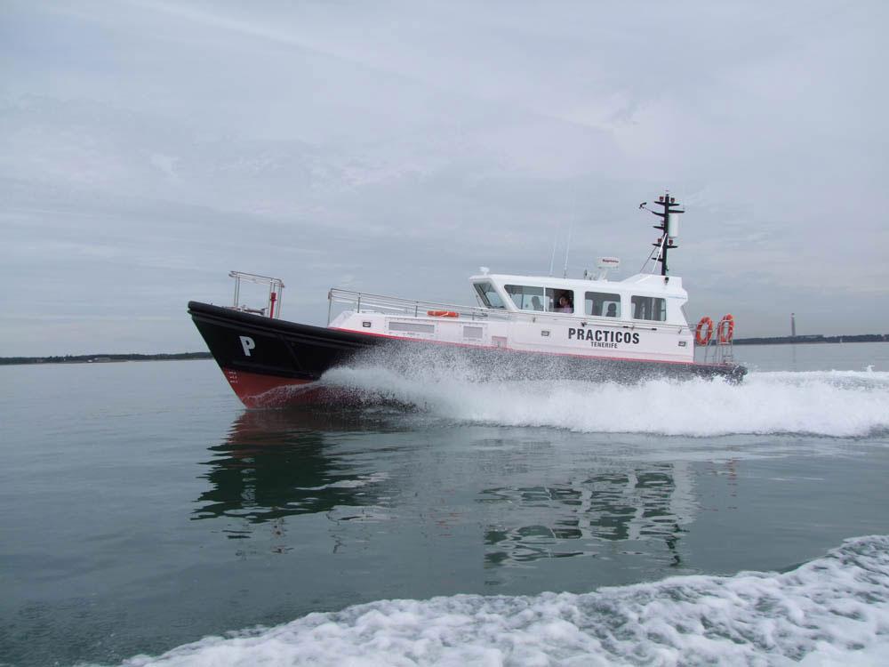 Seaward 42 Pilot Boat