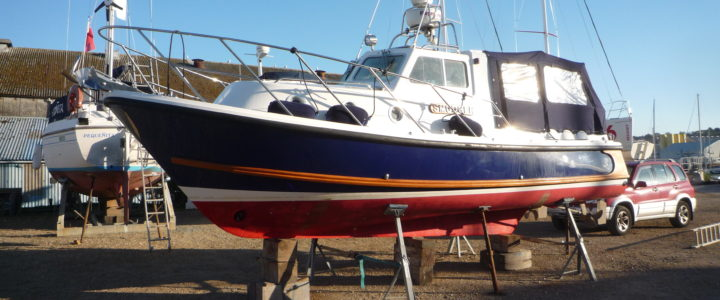 Cruisers Available From Seaward Boats Brokerage