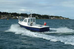 Seaward 19 Launch