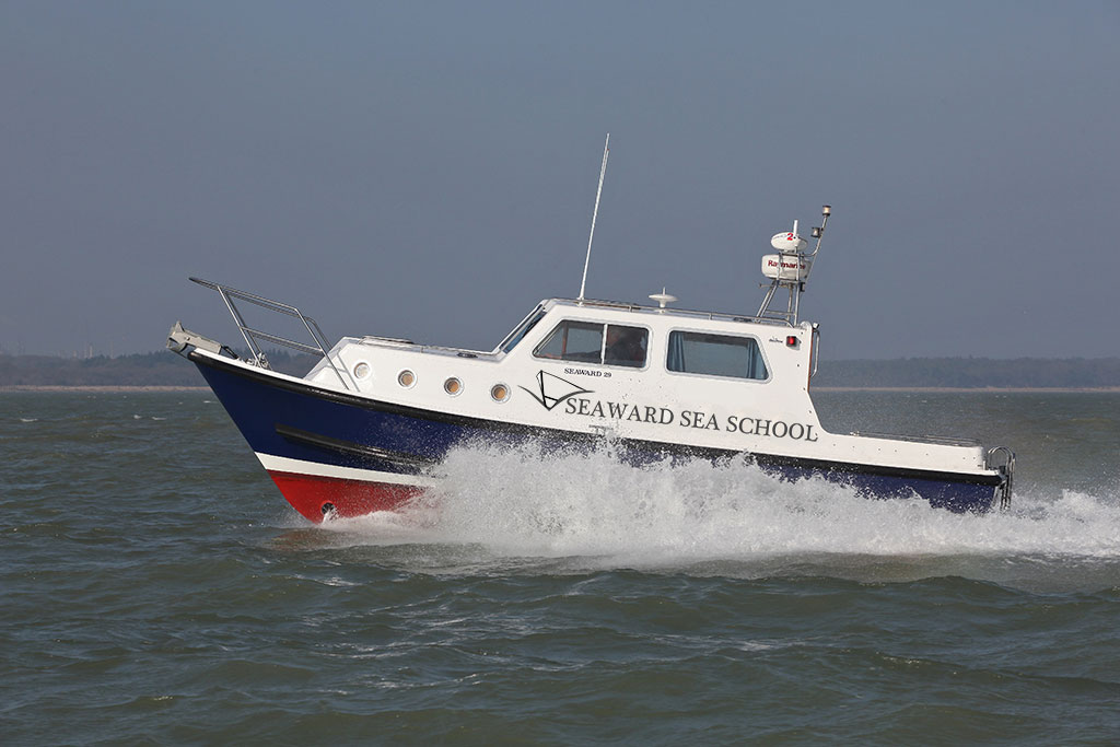 Sea School order Seaward 29