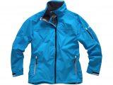 Men's crew jacket blue