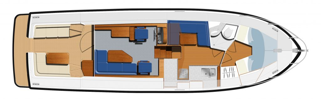 Seaward-42 Layout
