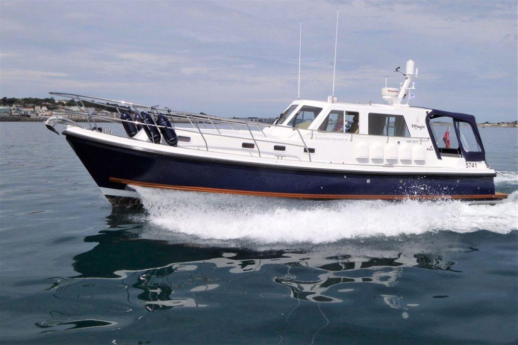Seaward 39 Motor Cruiser Seaward Boats