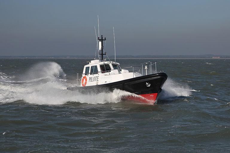 Seaward Nelson 35 Pilot Boat
