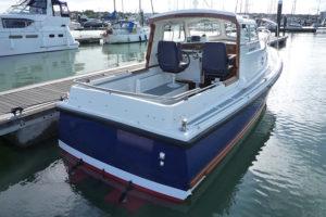 Seaward 23 E14 Weekender