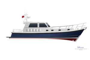 Seaward 39 Motor Cruiser